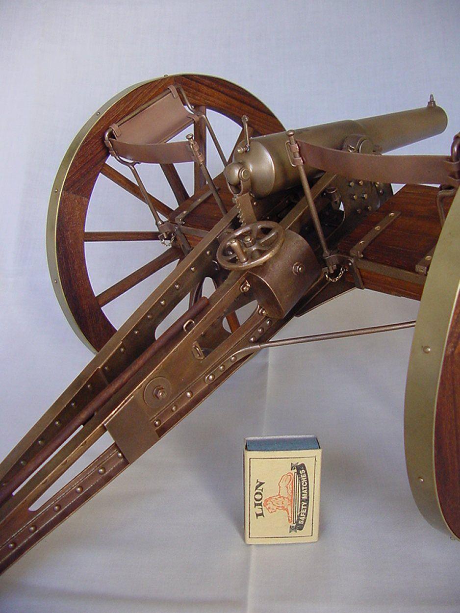 7 Pounder Cannon